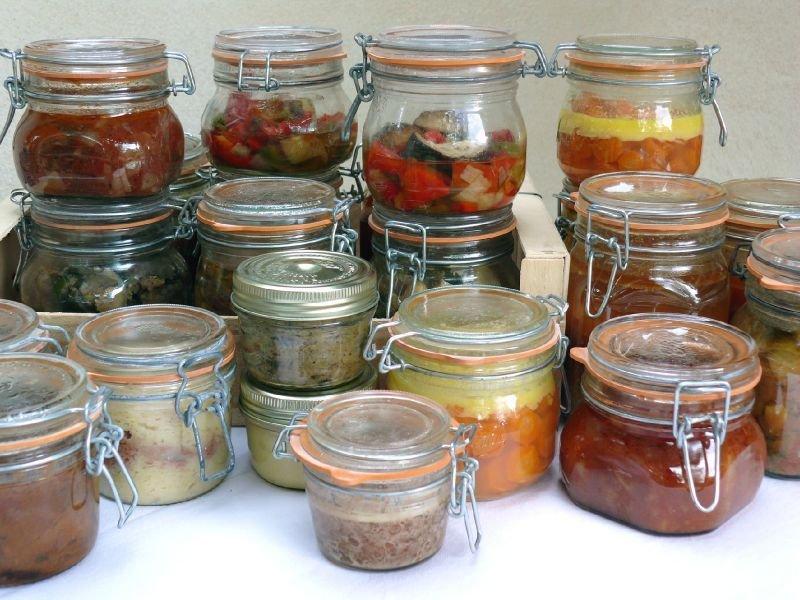 Conservation par fermentation Conserves